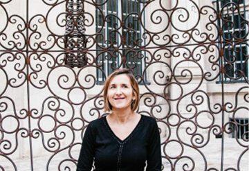 Camille Morineau – Directrice des expositions et des collections de la Monnaie de Paris et présidente de l'association AWARE