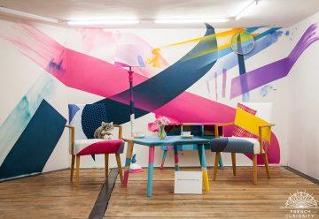 Galerie Brugier-Rigail, galerie d'art contemporaine unique