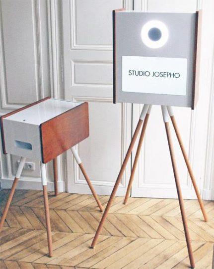 Studio Josepho, des photomatons 2.0 pour vos événements