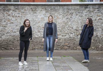 Pauline, Aurore et Marie – Fondatrices TAFMAG