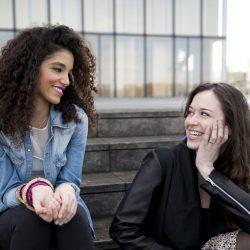 Kenza Aloui & Ines Weill-Rochant, curiosité décalée