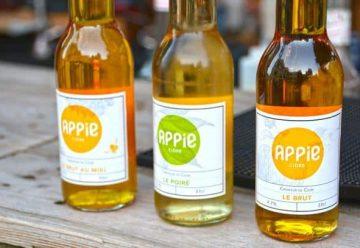 Appie, pour des envies de cidre poirés originaux