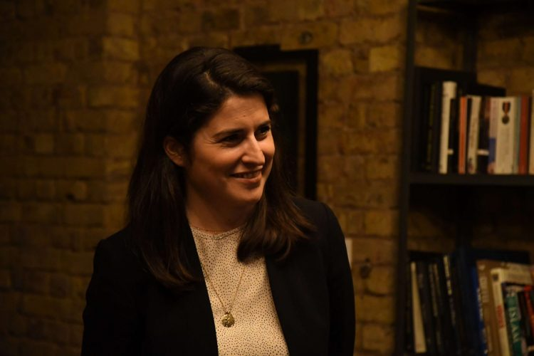 FCC London #01 – Opening with Béatrice de Montille