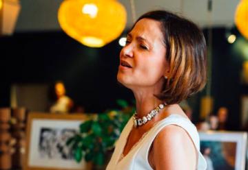 Sandrine Garcia – créatrice et directrice artistique de Soulshine Voices