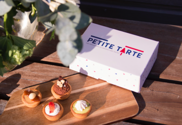 Petite Tarte – French tartelettes for both B2C and B2B customers