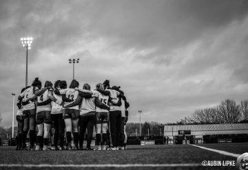 Laura Di Muzio & Alexandra Pertus – Cocapitaines du Lille Métropole rugby-club Villeneuvois