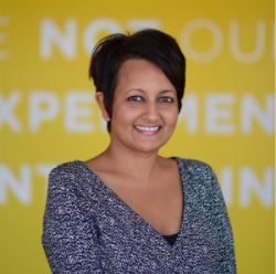 Poorva Joshipura – Vice President of International Affairs of PETA Foundation