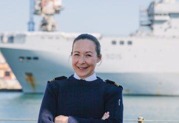 Marie Martineau – Commandant de vaisseau