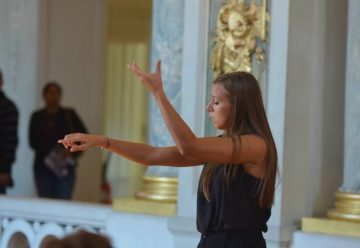 Lucie Leguay – Cheffe d'orchestre