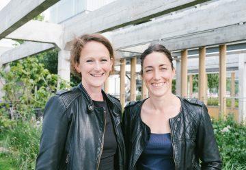 Claire Diquet et Gaëlle Bonnieux – Agricultrices chez Gonne Girls Farm