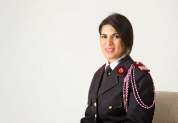 Naïma Baladi – Médecin lieutenant colonel & sapeur-pompier