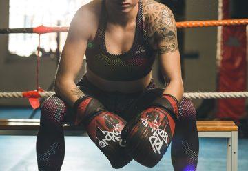 Emma Gongora – Championne du Monde de Kick-Boxing
