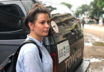Léa Vollet – Chargée de Campagnes et Mobilisation au Service Communication d'Action contre la Faim