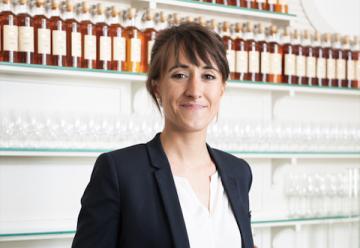 Mathilde Boisseau – Responsable des Exploitations Viticoles de la Maison Hennessy