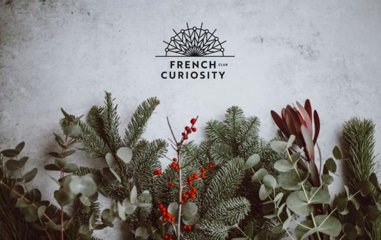 La liste de Noël du French Curiosity Club.