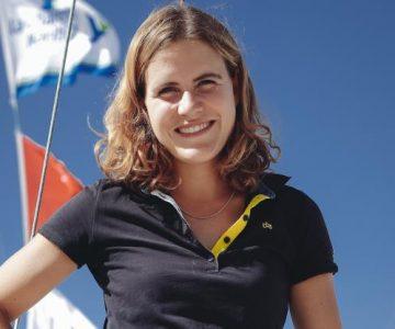 Clarisse Crémer, une femme à la mer.