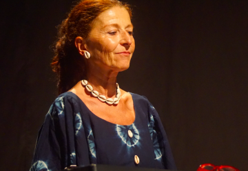 Claudine François – Pianiste