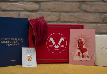 THE V BOX, la petite boite issue d'entreprises féminines !