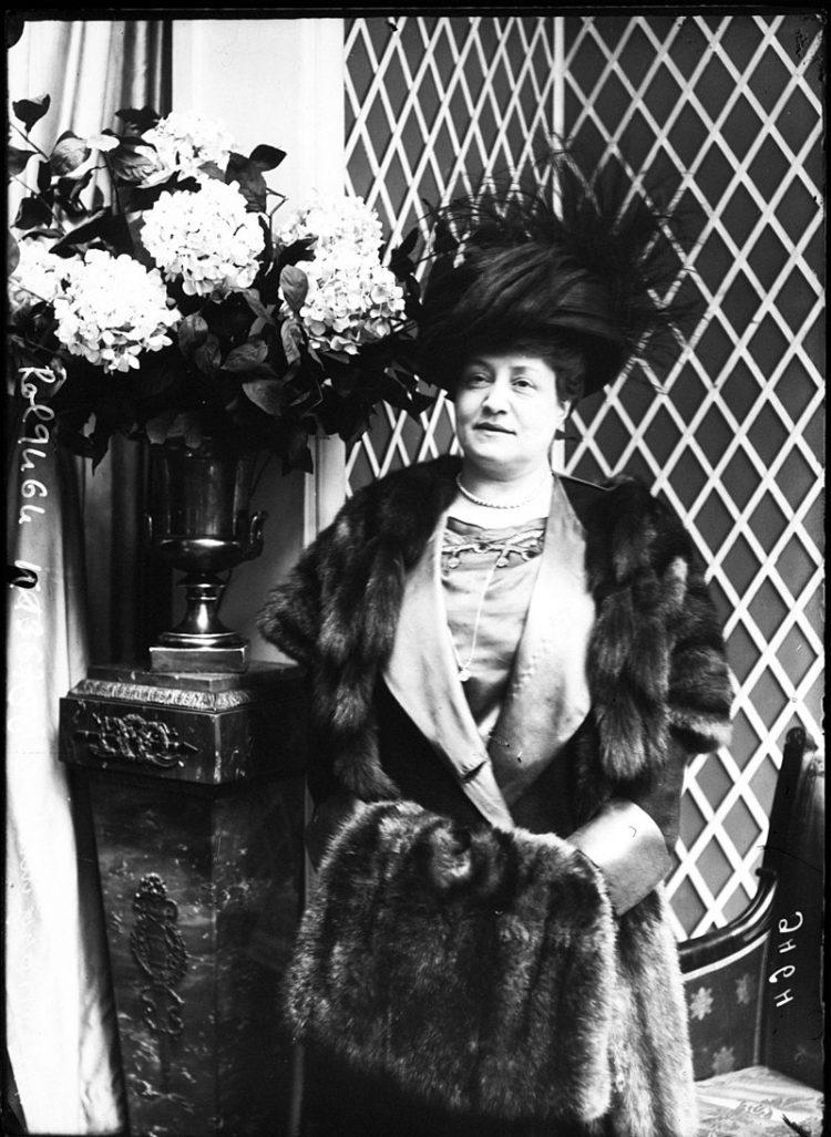 Je suis Marguerite Durand.