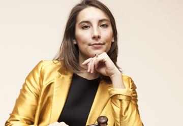 Camille de Foresta – Commissaire Priseur