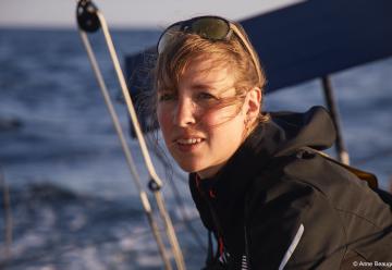 Marie-Amélie Lenaerts – Navigatrice