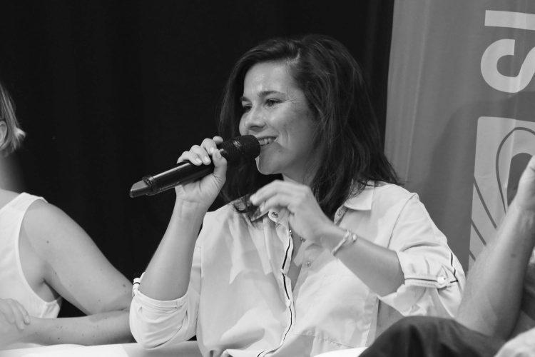 Laurie Debove, rédactrice en chef La Relève et la Peste