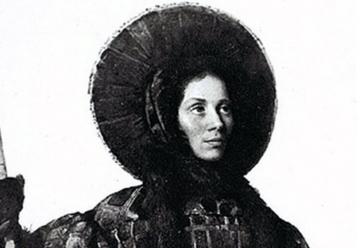 Je suis Henriette d'Angeville