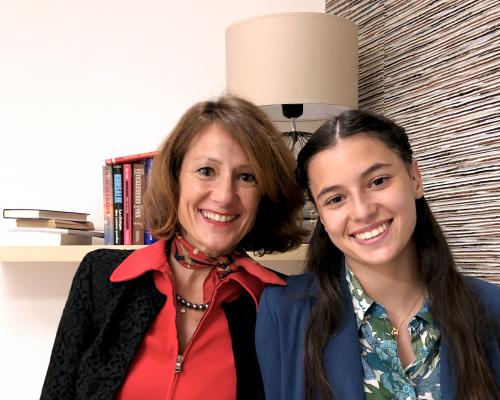 Julie Beyssac – Directrice du premier centre de santé mentale en France