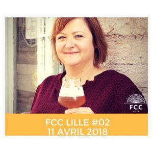 Virginie Di Gegorio, le FCC Lille et la zythologie