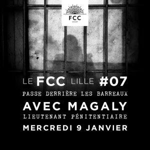 Le FCC Lille passe derrière les barreaux avec Magaly